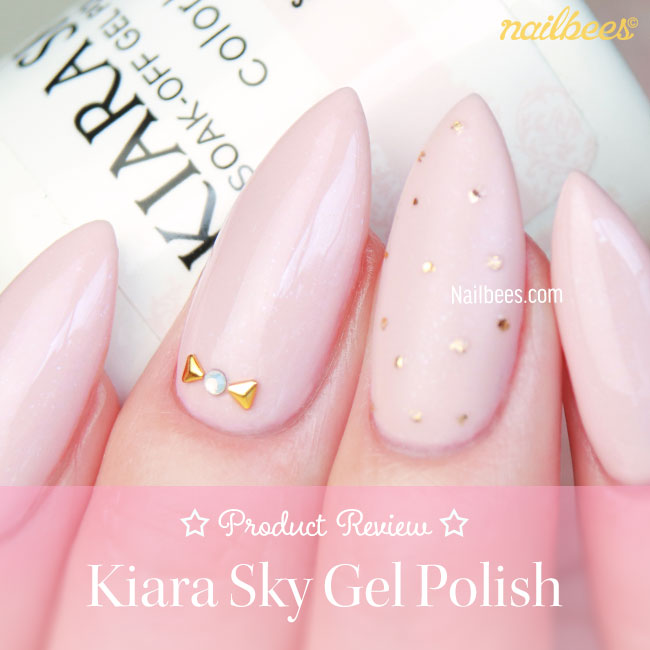 KIARA SKY GEL POLISH REVIEW