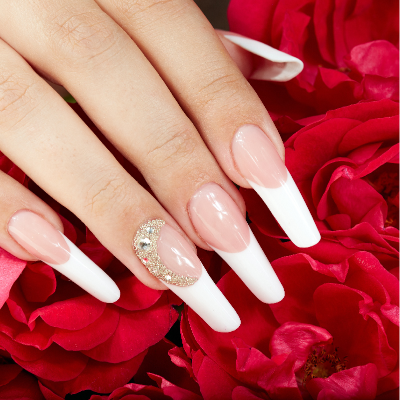 FILL-IN NAIL ENHANCEMENT